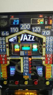 Spielautomat Jazz