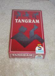 Spiele - Tangram Elfer raus die