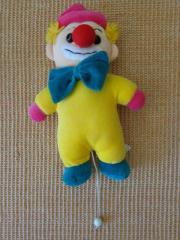 Spieluhr Clown Bieco bunt