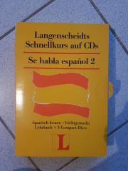 Sprachkurs Spanisch - Se