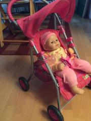Sprechende baby ChouChou,