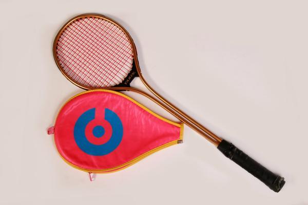 Squash-Schläger YAKIN mit Hülle