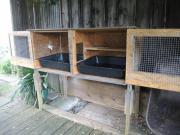 Stall für Kleintiere