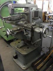 Steinel SH4 Horizontalfräsmaschine