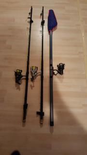 Stellfischrute 6mtr. / Match-