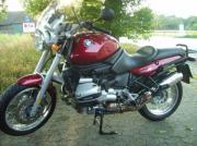 Stellplatz für Motorrad