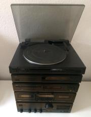 Stereoanlage komplett, 1991