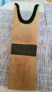 Stiefellknecht aus Holz