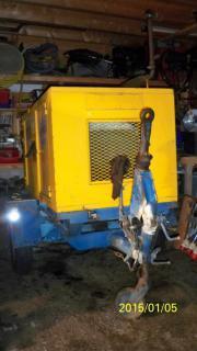 Stromagregat Diesel 24