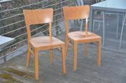 Stühle Echtholz Designklassiker 60er Jahre