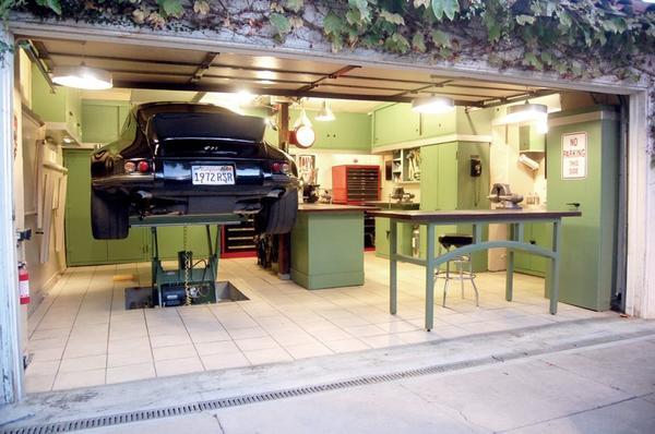 Suche Garage