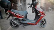 Suzuki-Motorroller zu