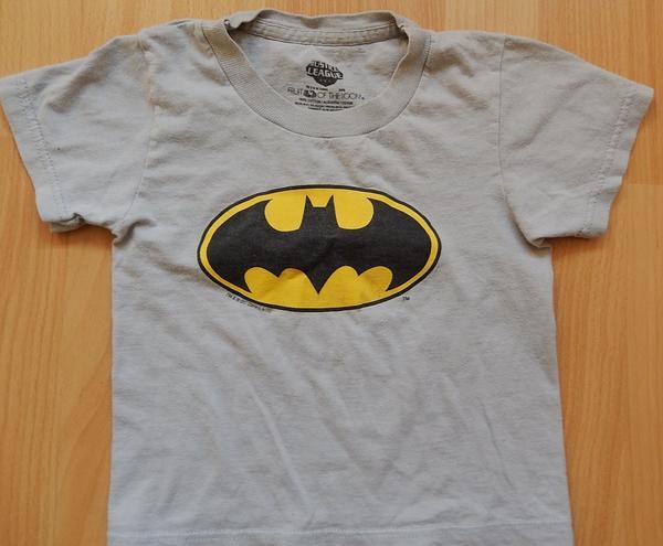 T-Shirt Gr 98 4 grau