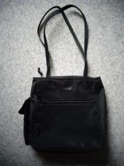 Tasche Handtasche schwarz 4 00