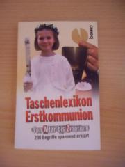 Taschenlexikon Erstkommunion auch zu verschicken