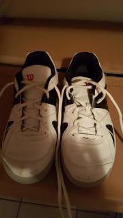 Tennis-Hallen-Schuhe