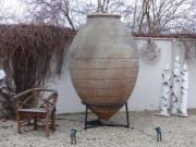 Terracotta Vase XXL