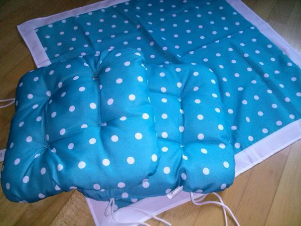 tischdecke und stuhlauflage in satteins gartenm bel. Black Bedroom Furniture Sets. Home Design Ideas