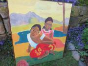 tolles Paul Gouguin für Kunstliebhaber