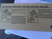 Toner für Minoltafax 1600 1600e