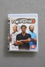Top Spin 3 für PS3