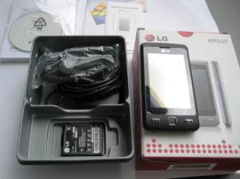 LG Handy - Touchscrenn-Handy LG KP501