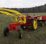 traktor anh nger kipper gebraucht kaufen nur 4 st bis. Black Bedroom Furniture Sets. Home Design Ideas