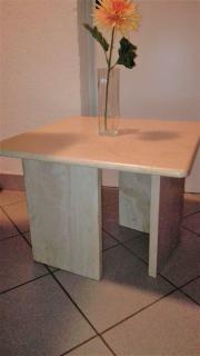 Tisch travertin haushalt m bel gebraucht und neu for Couchtisch aus travertin