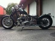 Triumph Bonneville 1956