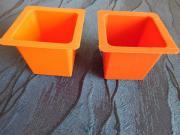 Tupperware Eiswürfel Form