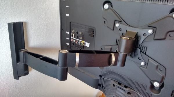 Tv halterung gebraucht kaufen nur noch 4 st bis 75 - Wandhalterung fur tv gerate ...