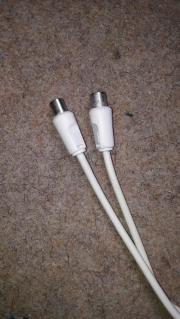 TV Kabel Antennenkabel Koaxialkabel 3