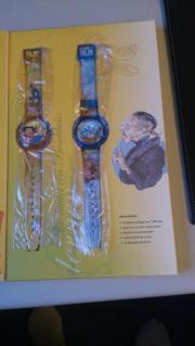 Uhren-Edition Max Moritz 2 Uhren
