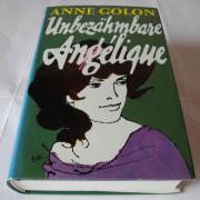 Unbezähmbare Angélique Anne Golon Roman