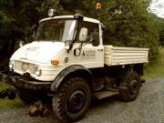 UNIMOG - Oldtimer 406 (