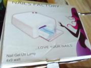 UV Lampe für