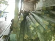 Verkaufe alte Holzbalken