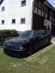 Verkaufe BMW E38