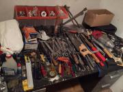 Verkaufe große Werkzeugsammlung!