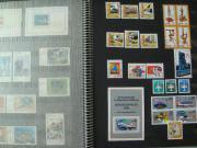 Verkaufe meine Briefmarkensammlung