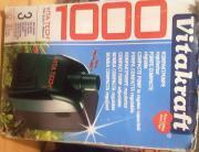 VITA Tech Förderpumpe 1000 150-1000L