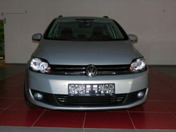 Volkswagen Golf Plus TDI DSG