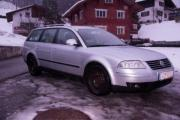 VW, Passat 3BG