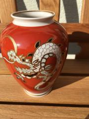 Wallendorfer Porzellan Vase