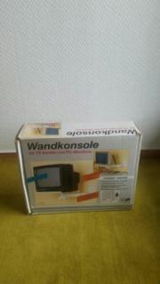 Wandkonsole