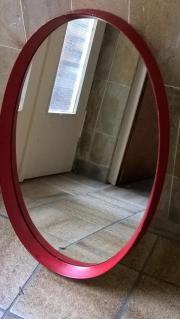 wandspiegel oval gebraucht kaufen nur 3 st bis 70 g nstiger. Black Bedroom Furniture Sets. Home Design Ideas