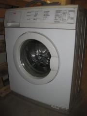 Waschmaschine an Selbstabholer