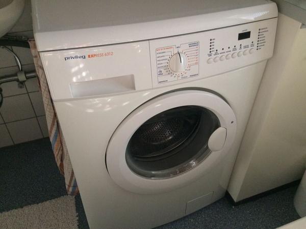 waschmaschine privileg ankauf und verkauf anzeigen. Black Bedroom Furniture Sets. Home Design Ideas