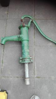 Wasserpumpe keine Baumarktqualität