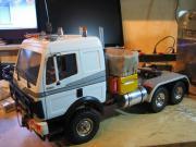 Wedico Mercedes Truck